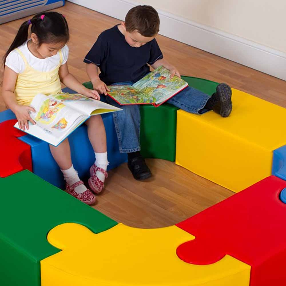 Puzzle Seating Set