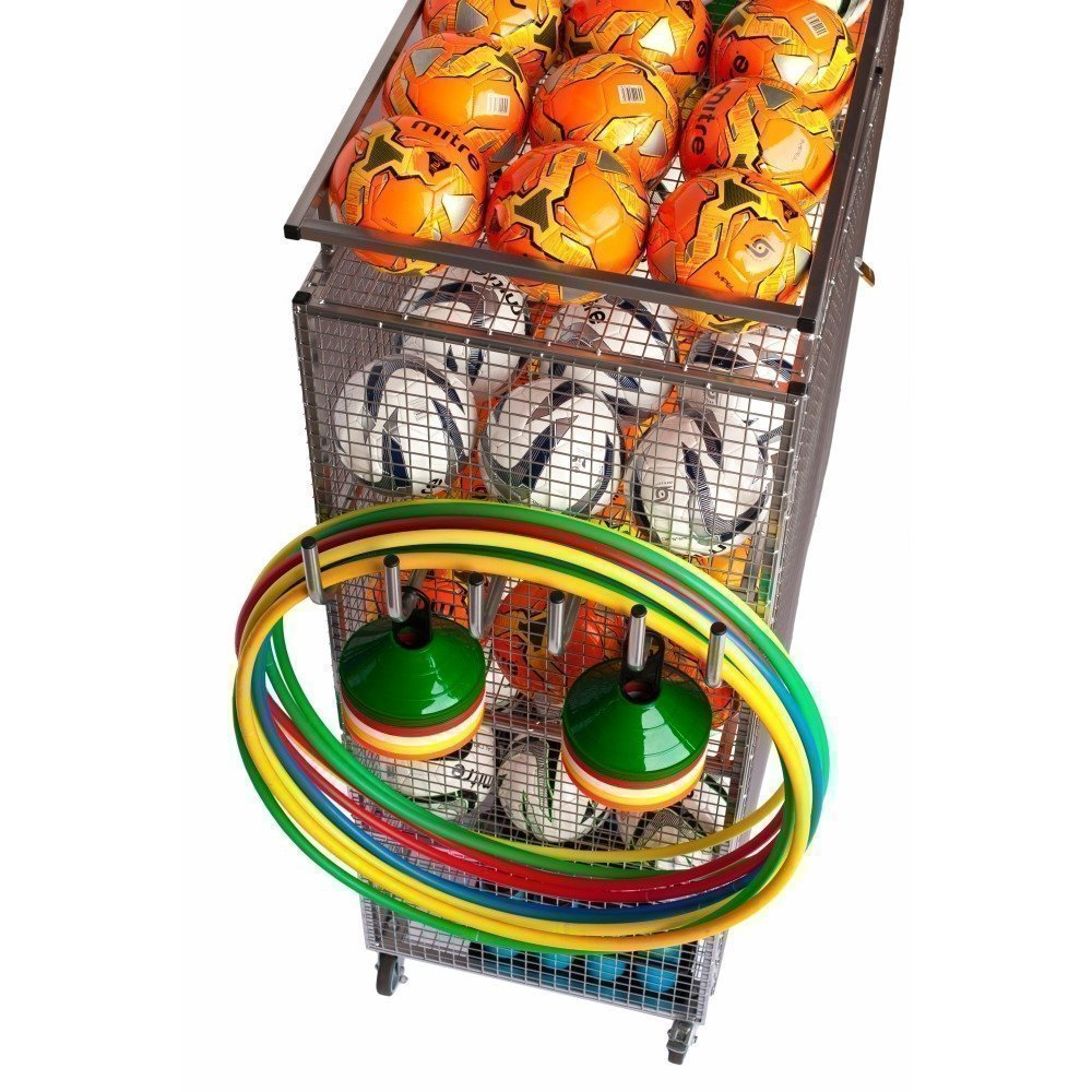 Deluxe Ball Cabinet