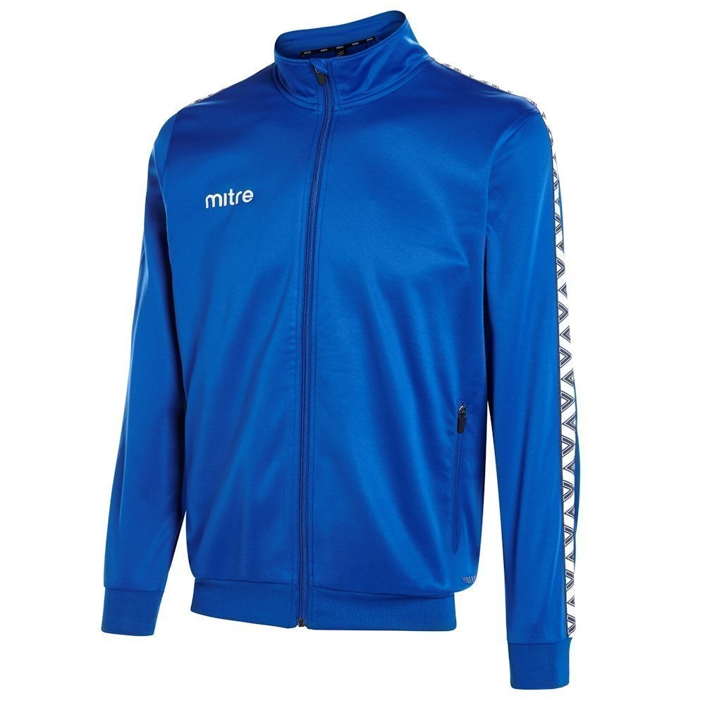 Youth's Mitre Delta Poly Track Jacket