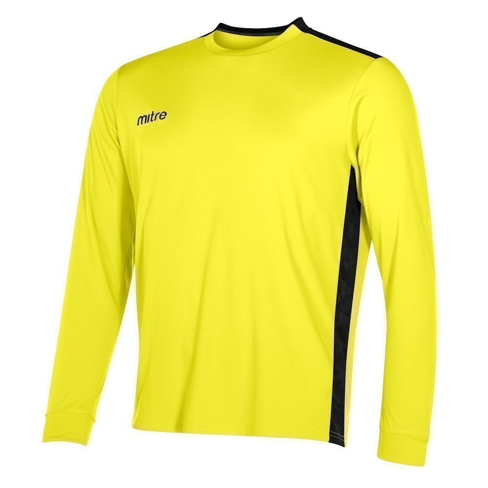Mitre Charge Football Jersey - Long Sleeve