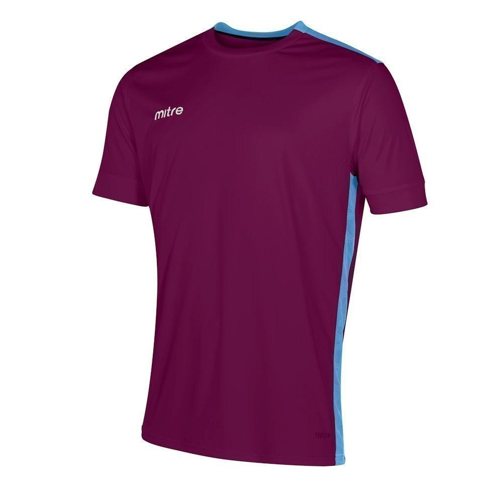 Mitre Charge Jersey - Short Sleeve