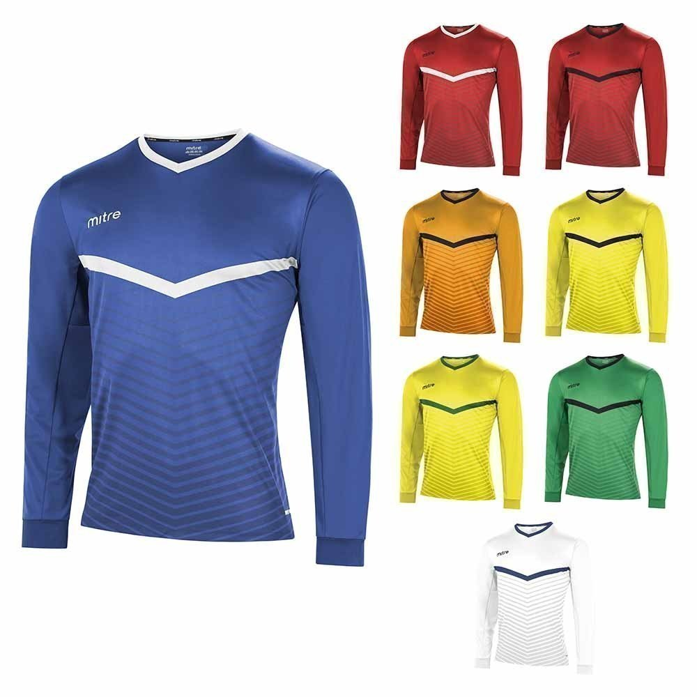 Youth's Mitre Unite Long Sleeve Jersey